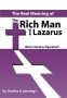 The Rich Man and Lazarus